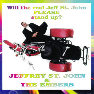 Jeff St. John & The Embers 歌手頭像