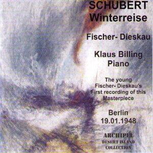 Dietrich Fischer-Dieskau, Klaus Billing 歌手頭像