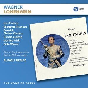 Rudolf Kempe/Soloists/Chor der Wiener Staatsoper/Wiener Philharmoniker 歌手頭像