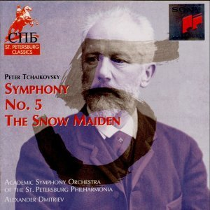 Academic Symphony Orchestra of the St. Petersburg Philharmony, Alexander Dmitriev 歌手頭像