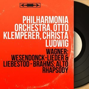 Philharmonia Orchestra, Otto Klemperer, Christa Ludwig 歌手頭像