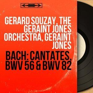 Gérard Souzay, The Geraint Jones Orchestra, Geraint Jones 歌手頭像