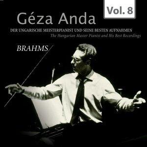 Orchestra di Roma della RAI, Herbert von Karajan, Géza Anda 歌手頭像