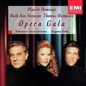 Ruth Ann Swenson/Placido Domingo/Thomas Hampson/Philharmonia Chorus/Philharmonia Orchestra/Eugene Kohn 歌手頭像