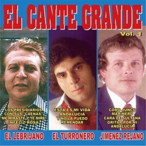 El Lebrijano, Jiménez Rejano, El Turronero 歌手頭像