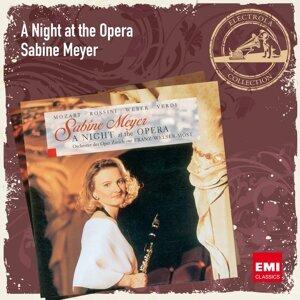 Sabine Meyer/Orchester der Oper Zürich/Franz Welser-Möst 歌手頭像