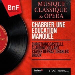 Christiane Castelli, Claudine Collart, Xavier Depraz, Charles Bruck 歌手頭像