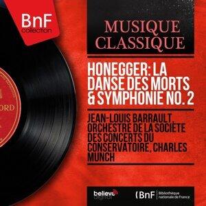 Jean-Louis Barrault, Orchestre de la Société des concerts du Conservatoire, Charles Munch 歌手頭像