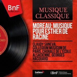 Claudy Saneva, Collegium musicum de Paris, Chorale de l'École alsacienne, Georges Hacquard 歌手頭像
