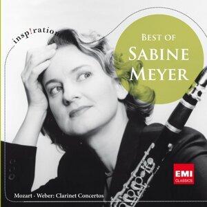Sabine Meyer/Staatskapelle Dresden/Hans Vonk/Herbert Blomstedt 歌手頭像