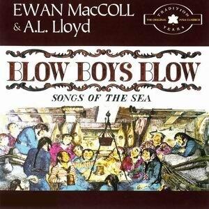 Ewan MacColl A. L. Lloyd 歌手頭像