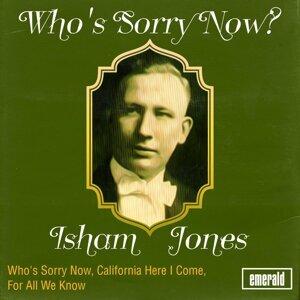 Isham Jones & His Orchestra 歌手頭像