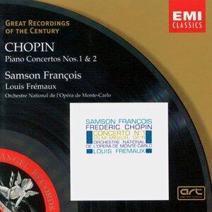 Samson François/Louis Frémaux/Orchestre National de l'Opéra de Monte-Carlo 歌手頭像