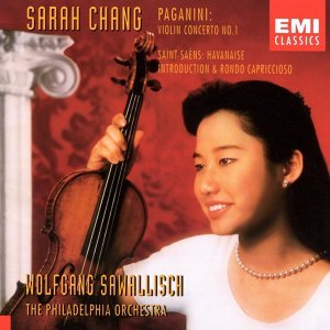 Sarah Chang/Wolfgang Sawallisch/Philadelphia Orchestra 歌手頭像