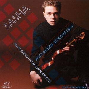 Sasha Sitkovetsky 歌手頭像