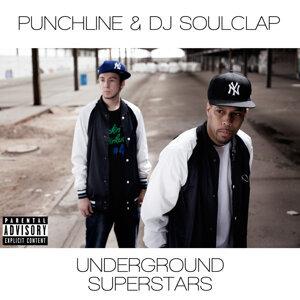 Punchline & DJ Soulclap 歌手頭像