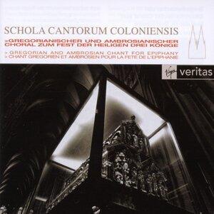 Schola Cantorum Coloniensis/Dr. Gabriel Maria Steinschulte