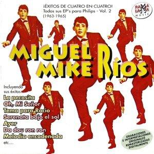 Mike Rios 歌手頭像