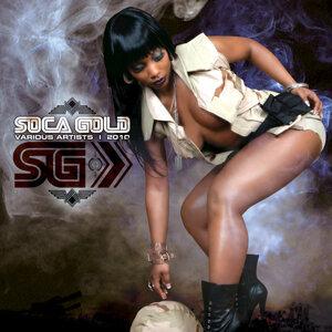 Soca Gold 2010 歌手頭像