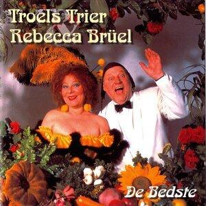 Troels Trier & Rebecca Bruel 歌手頭像
