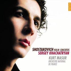 Sergey Khachatryan 歌手頭像