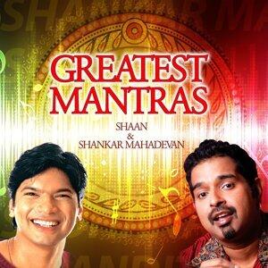 Shankar Mahadevan/Shaan