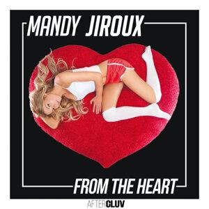 Mandy Jiroux 歌手頭像