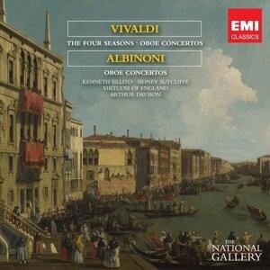Sidney Sutcliffe/Virtuosi Of England/Kenneth Sillito/Arthur Davison 歌手頭像