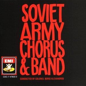 Soviet Army Chorus/Soviet Army Band/Col. Boris Alexandrov 歌手頭像