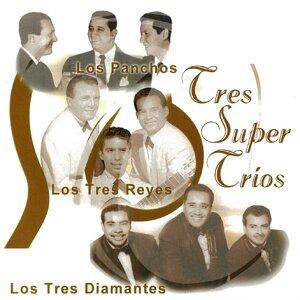 Los Panchos, Los Tres Reyes, Los Tres Diamantes 歌手頭像