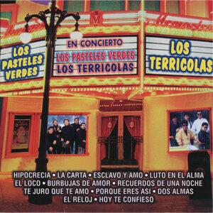 Los Pasteles Verdes, Los Terricolas 歌手頭像