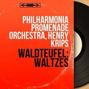 Philharmonia Promenade Orchestra, Henry Krips 歌手頭像