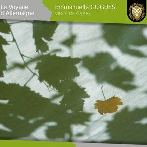 Emmanuelle Guigues 歌手頭像