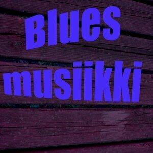 Blues musiikki 歌手頭像