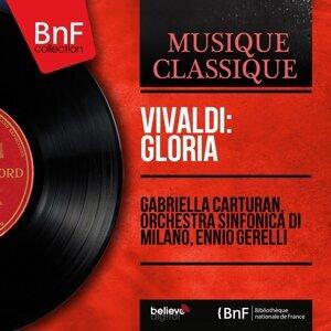 Gabriella Carturan, Orchestra sinfonica di Milano, Ennio Gerelli 歌手頭像