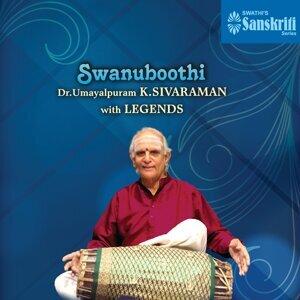 Dr. Umayalpuram K. Sivaraman 歌手頭像
