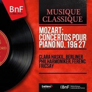 Clara Haskil, Berliner Philharmoniker, Ferenc Fricsay 歌手頭像