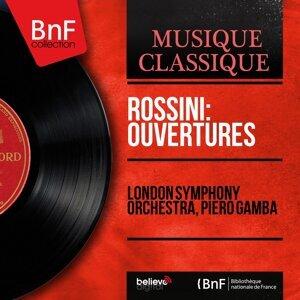 London Symphony Orchestra, Piero Gamba 歌手頭像