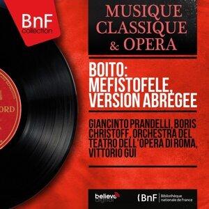 Giancinto Prandelli, Boris Christoff, Orchestra del Teatro dell'Opera di Roma, Vittorio Gui 歌手頭像