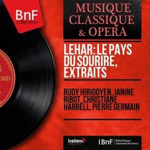 Rudy Hirigoyen, Janine Ribot, Christiane Harbell, Pierre Germain 歌手頭像