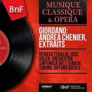 Renata Tebaldi, José Soler, Orchestra sinfonica dell'EIAR di Torino, Arturo Basile 歌手頭像