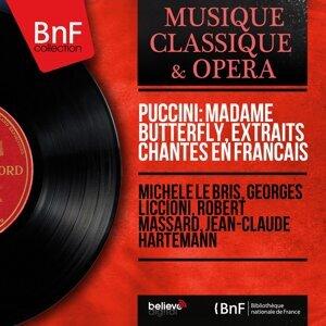 Michèle Le Bris, Georges Liccioni, Robert Massard, Jean-Claude Hartemann 歌手頭像