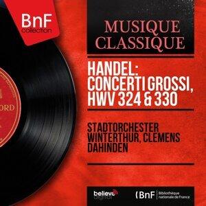 Stadtorchester Winterthur, Clemens Dahinden 歌手頭像