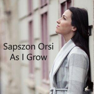 Sapszon Orsi 歌手頭像
