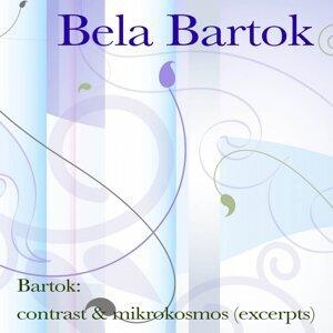 Béla Bartók, Joseph Szigeti, Benny Goodman 歌手頭像