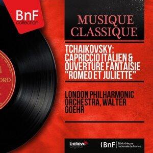 London Philharmonic Orchestra, Walter Goehr 歌手頭像