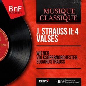 Wiener Volksopernorchester, Eduard Strauss 歌手頭像