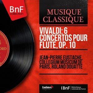 Jean-Pierre Eustache, Collegium musicum de Paris, Roland Douatte, Anne-Marie Beckensteiner 歌手頭像