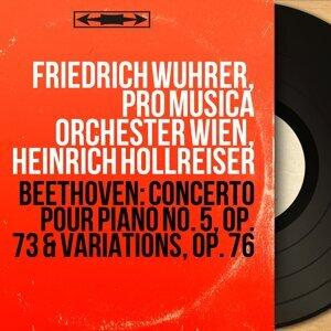 Friedrich Wührer, Pro Musica Orchester Wien, Heinrich Hollreiser 歌手頭像