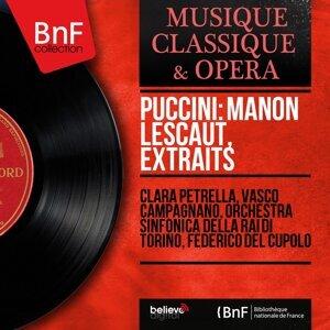Clara Petrella, Vasco Campagnano, Orchestra sinfonica della RAI di Torino, Federico Del Cupolo 歌手頭像